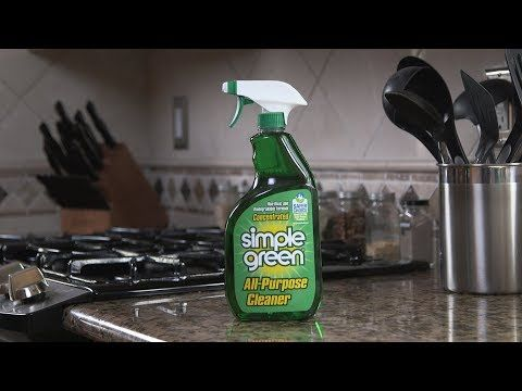 From Dirt And Dust Pet Stains And Odors Spilled Food And Drinks Simple Green All Purpose Cleaner Can Spot Clean Spills Or Eve Cleaning Simple Green