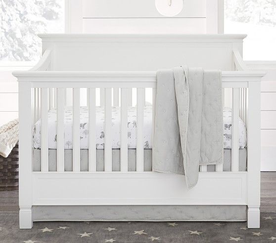 Larkin 4 In 1 Convertible Crib Cribs Baby Bed Larkin Crib