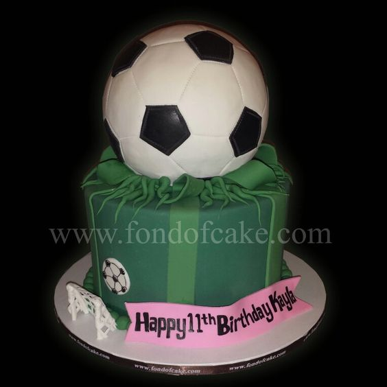 Cake Art Omr : Party cakes, Soccer and Birthday parties on Pinterest