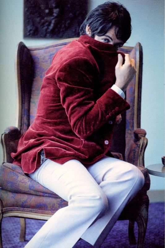 Paul McCartney (photo : Linda McCartney)