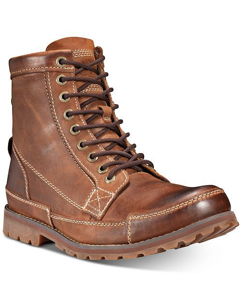 Timberland Men S Earthkeeper Original 6 In 2020 Timberland Boots Mens Boots Men Leather Hiking Boots