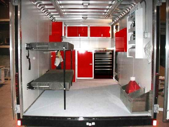 Rv Bunk Bed Storage Ideas