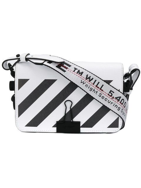 Ladies Logo Stripe Style Girls Cross Body Bags Women Shoulder Messenger Totes
