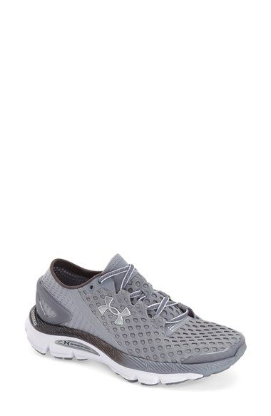 womens gray under armour shoes