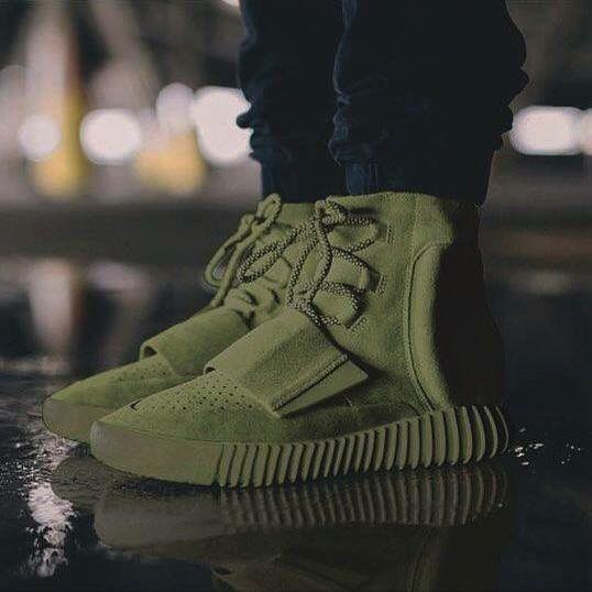 Adidas Yeezy Military