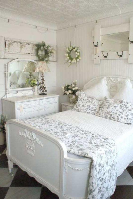 Charming Cozy Bedrooms