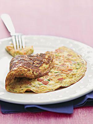 A Nitricionista... Omeletes: 2 receitas para ganhar saúde