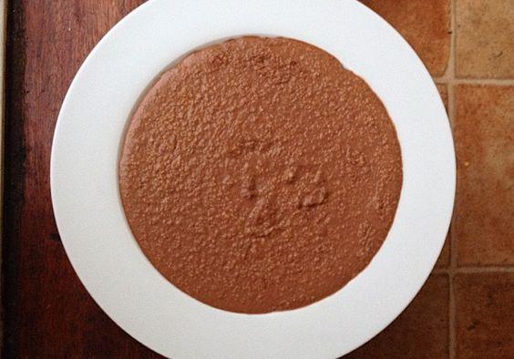 pudding d'avoine micro onde