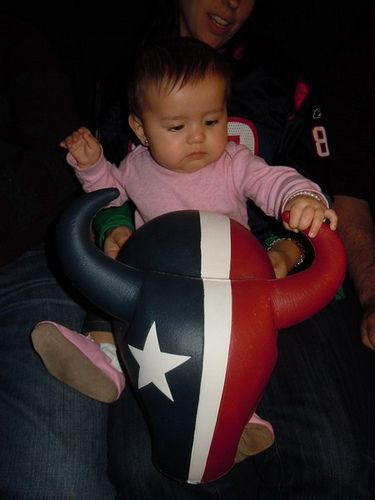 Another faithful Texans fan looking forward to the Texans winning the Superbowl this year!