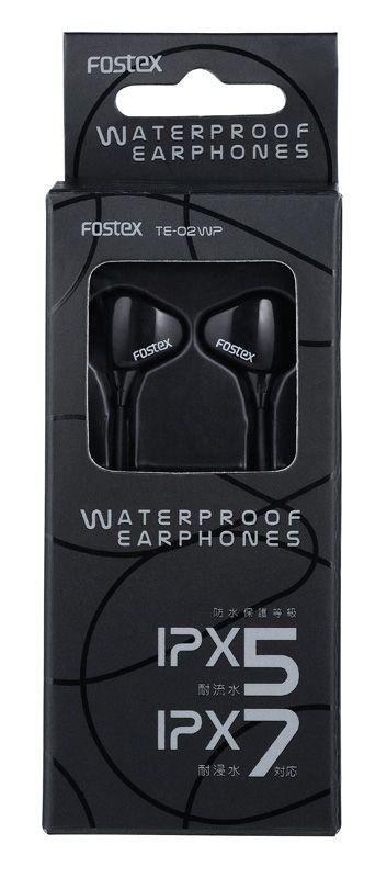 TE-02WP(B)のパッケージ