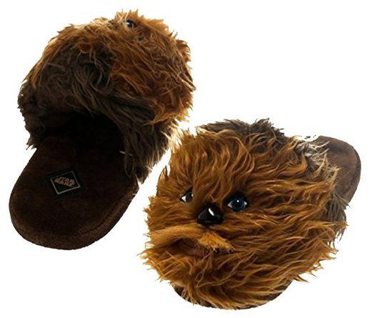 Chewbacca Slippers! via worldofnovelty.com
