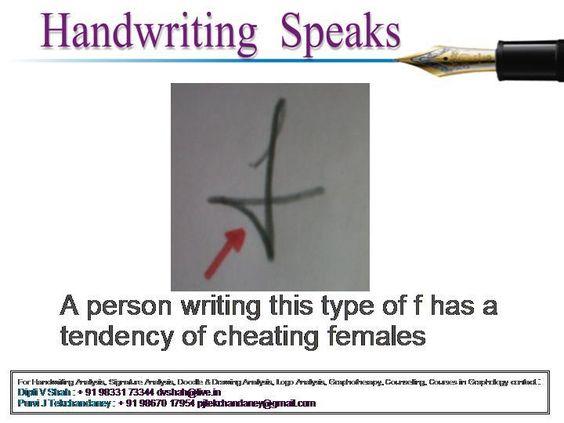 Letter F  Handwriting Analysis    Handwriting Life