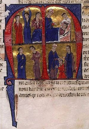 Baldwin IV of Jerusalem - such a fascinating man.