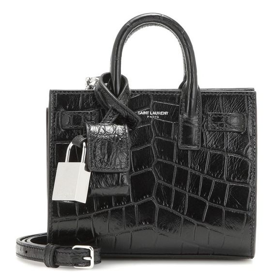 yves saint laurent classic toy sac de jour shoulder bag