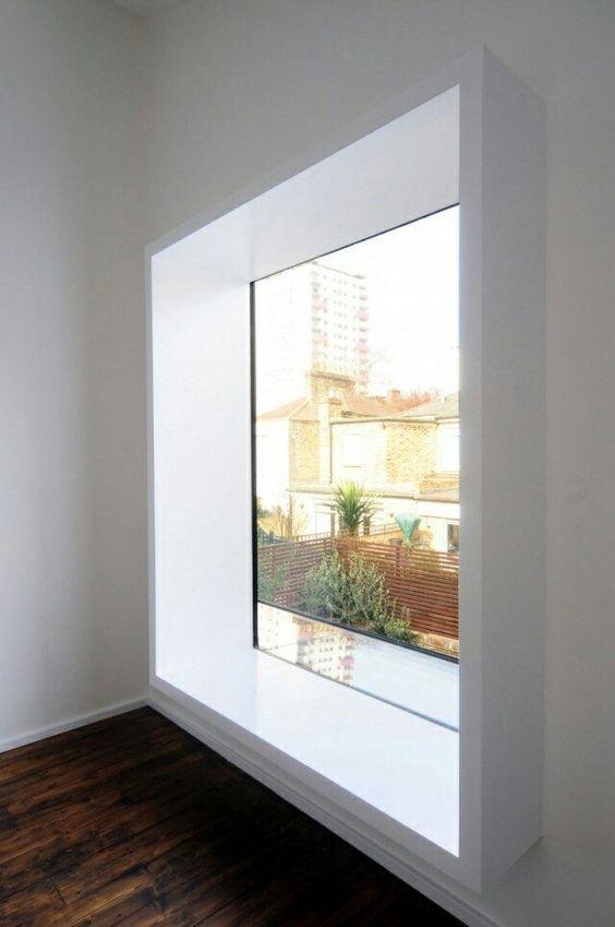 Sitzfenster living at home pinterest for Fenster 0 5 ug