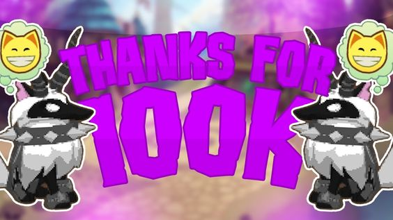 100k Subscriber Special Video! (Feat. YOU GUYS)