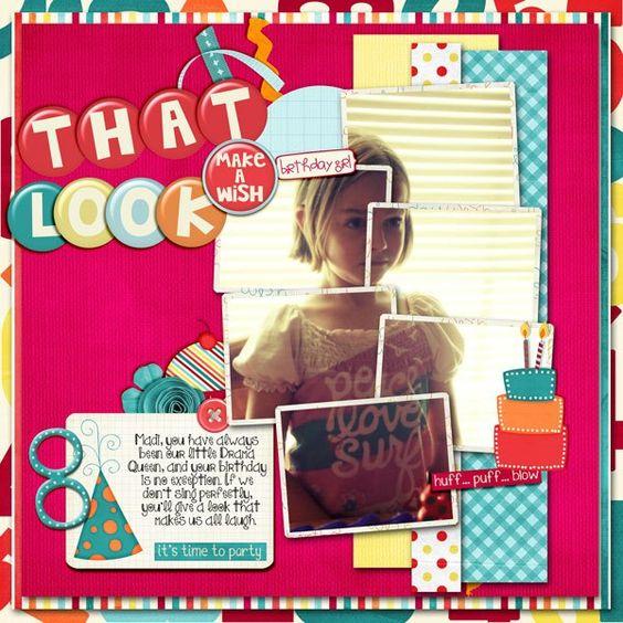 GingerScraps :: Embellishments :: ITs MY BIRTHDAY: Elements