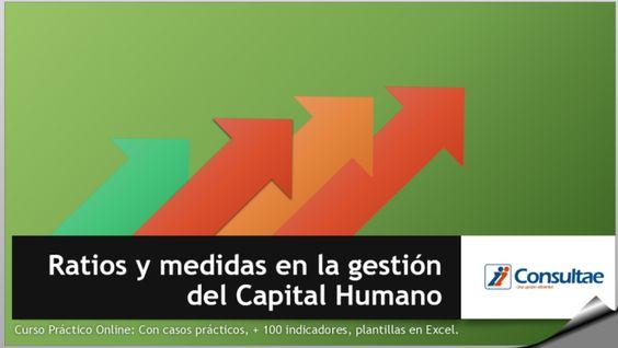 Curso de ratios para la gestión del capital humano 2018