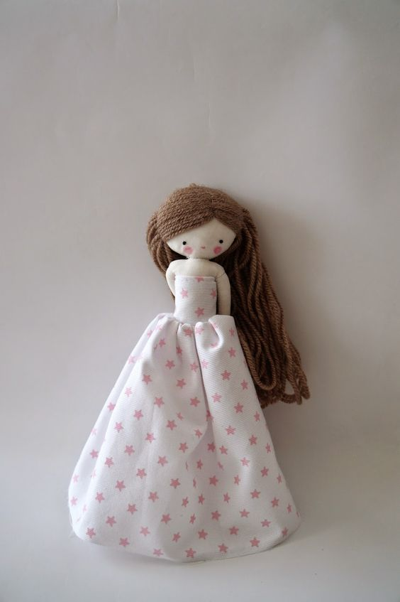 ana sandals: doll