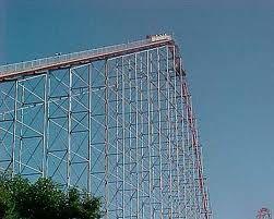 Magnum XL-200 at Cedar Point.  Talk about a drop!!!