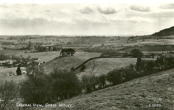 Displaying Abberly Hill_View to South West_approx 1930.jpg