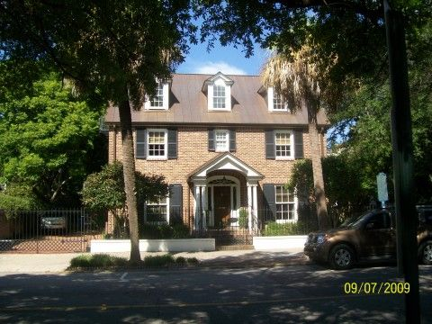 House we love in Charleston