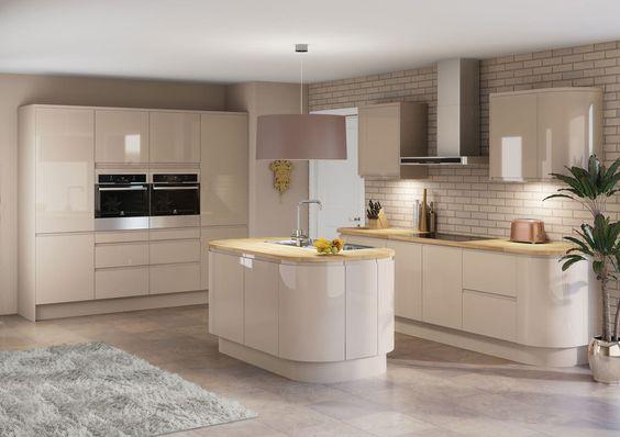 Luna cashmere kitchen ideas pinterest ceramics for Cashmere kitchen units