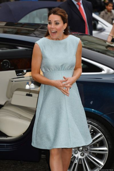 Kate Middleton Pregnant: Duchess