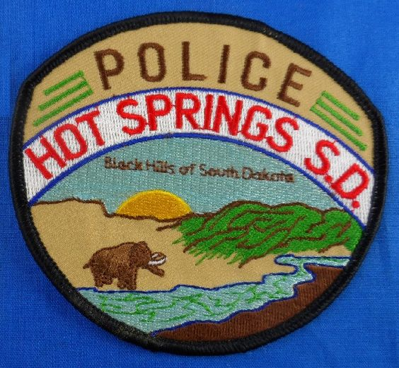 Hot Springs PD SD