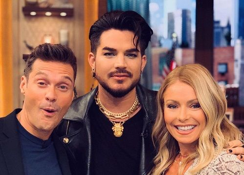 Youtube Adam Lambert Halloween 2020 2019 10 02 Adam Lambert performs Live on The Kelly and Ryan Show