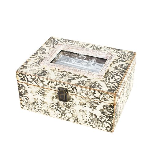Luxe Laundry - Distressed Black Picture Box, $64.95 (http://www.luxelaundry.com.au/distressed-black-picture-box/)