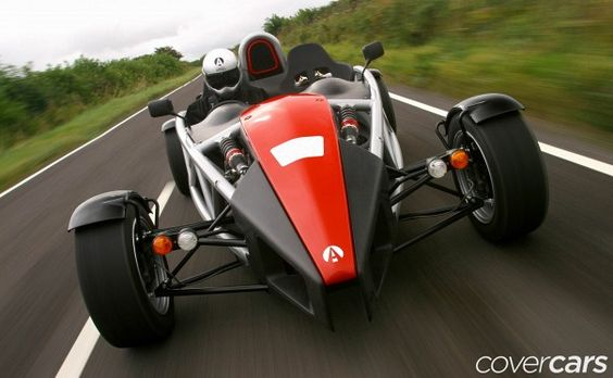Ariel Atom, this would be fun to drive around on the weekends :)
