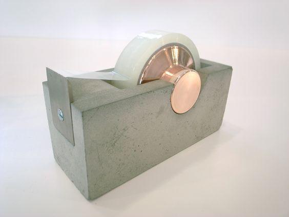 tape dispenser // plant & moss