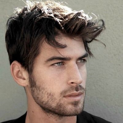 Hairstyle For Men With Oval Faces