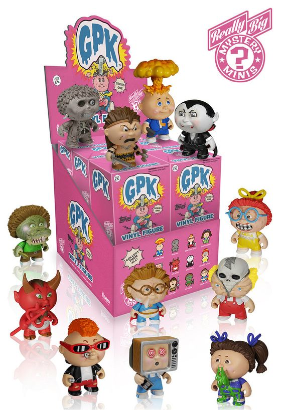 Really Big Mystery Minis Blind Box: GPK - I NEED THESE!!!