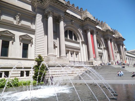 TripAdvisor names the Metropolitan Museum of Art as its top museum in the world for two years in a row.  It is home to more than 2 million works including those from Rembrandt, Degas, van Gogh, Renoir, Manet, Monet, and Picasso.