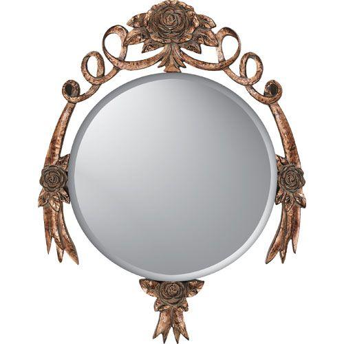 Rose Garland Mirror @PoshTots