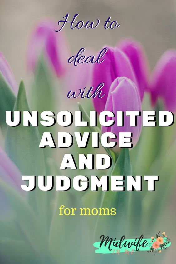 Do you ever feel that the very people that you look up to for support are the ones criticising and shaming you the most?  Have encountered the mommy shame in yet?   Read this post to find out how to deal with mommy shame, judgment, and unsolicited advice.