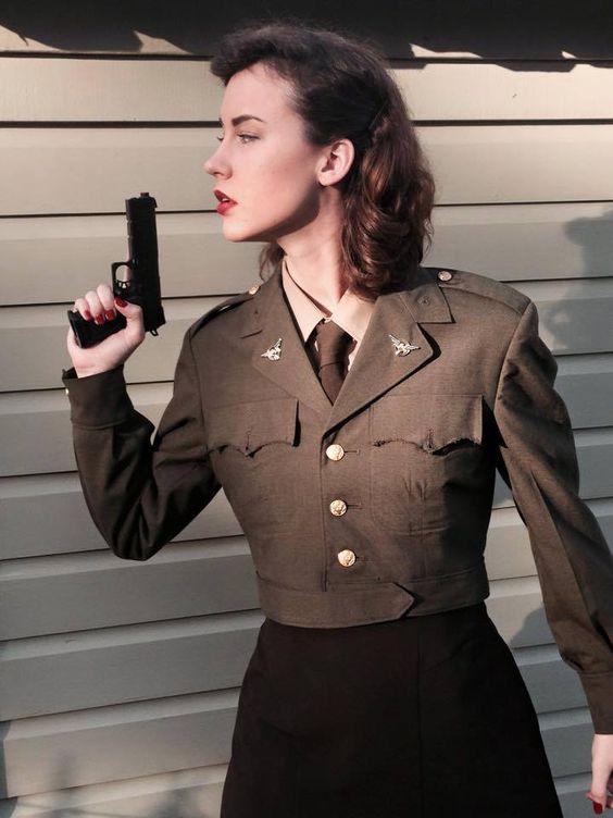 Agent Carter Cosplay