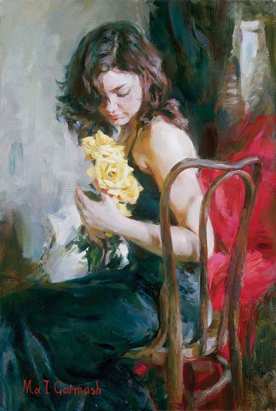 <p>Yellow Roses | 24″ x 16″ | ltd edition giclee | Edition of 10</p>