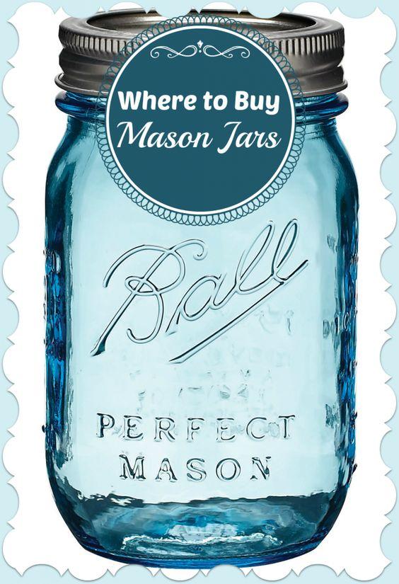 where to buy mason jars jars mason etc ideas pinterest jars buy mason jars and masons. Black Bedroom Furniture Sets. Home Design Ideas