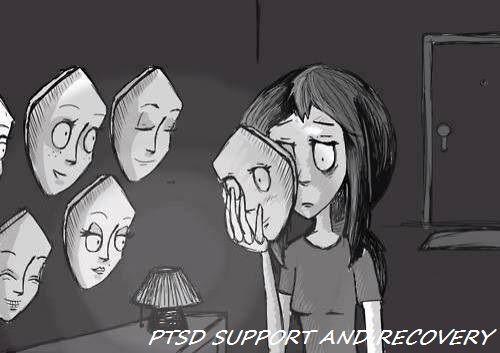 PTSD Depression