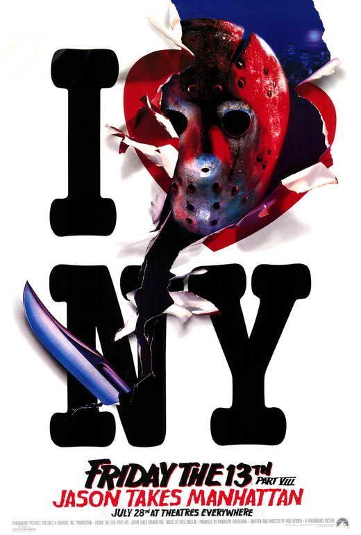 Friday the 13th, Part 8: Jason Takes Manhattan