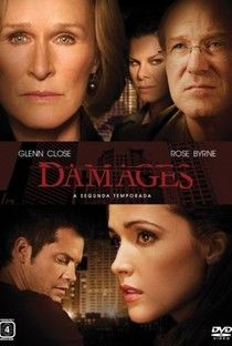 Damages (2ª Temporada) - Poster / Capa / Cartaz - Oficial 1