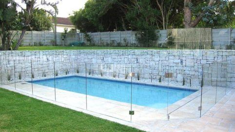 Glass Pool Fences Roxy Glass Glass Pool Fencing Pool Fence Pool Landscape Design