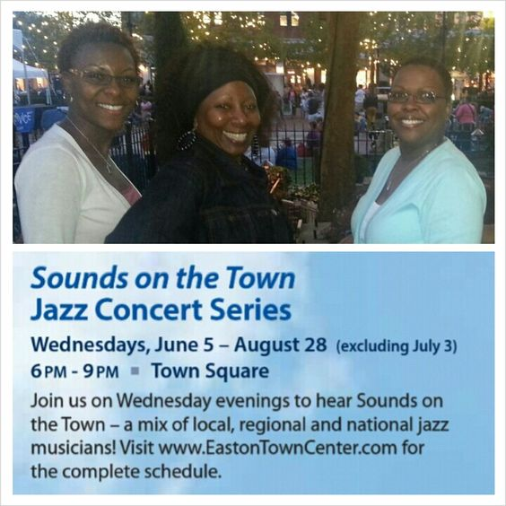 6. Jazz at Easton with Barb and Alicia