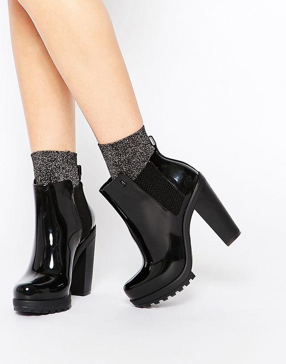 Resultado de imagen para botas de lluvia cool