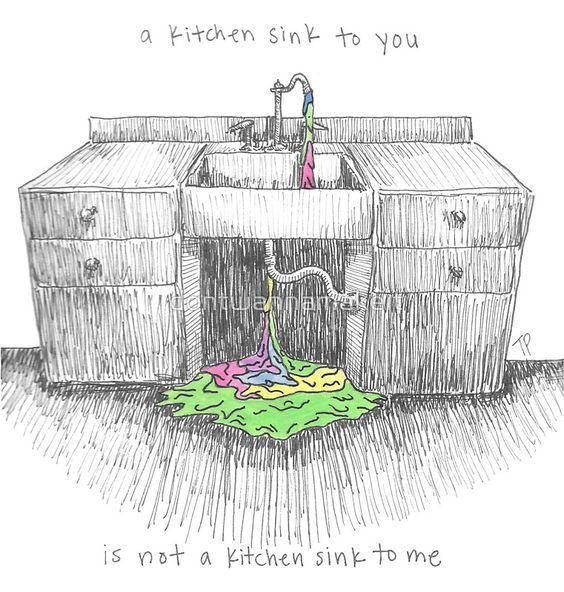 Kitchen Sink Twenty One Pilots Tattoo kitchen sinktwenty one pilots illustration | twenty one pilots