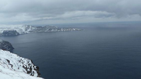 Reise zum Nordkap - Norwegen