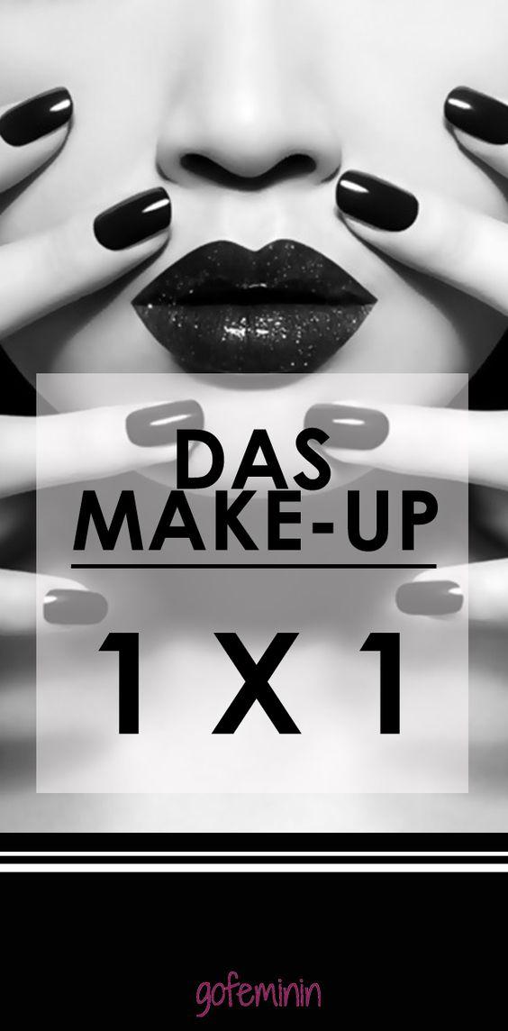 Make-up Tipps : so einfach geht perfektes Aussehen!  #gofeminin #makeup #beauty